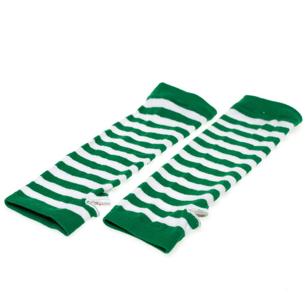 St. Patrick's Day Arm Warmers