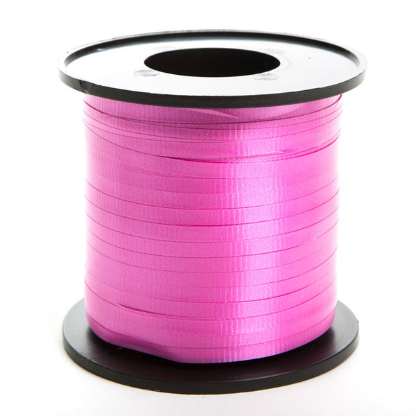 Hot Pink Curling Ribbon  500 yds
