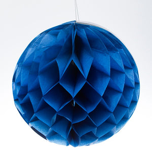 "Blue 8"" Tissue Ball"
