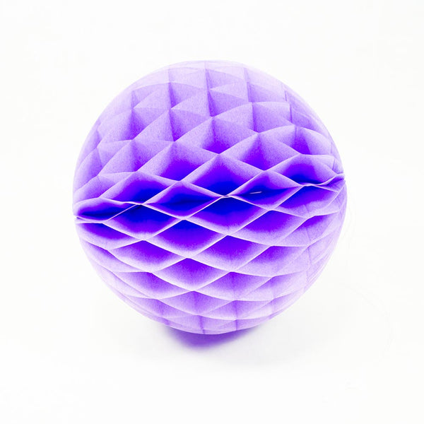 "Purple 8"" Tissue Ball"