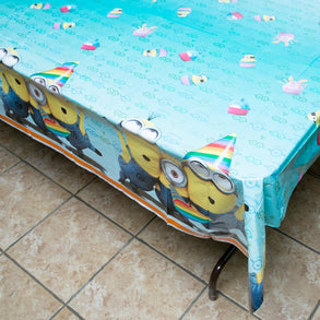 Minion Tablecover