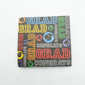 Grad Party Beverage Napkins