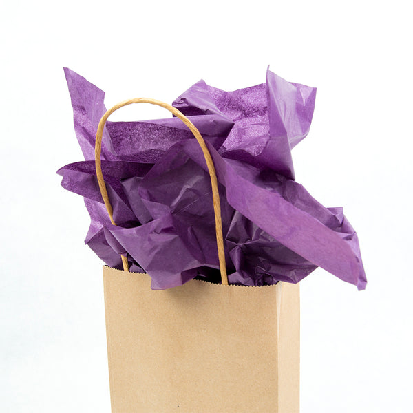 Purple Tissue Sheets