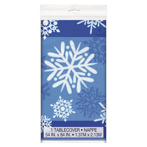 Winter Snowflake Tablecover