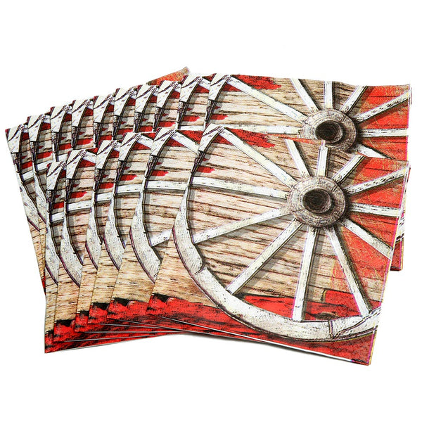 Rodeo Western Lunch Napkins