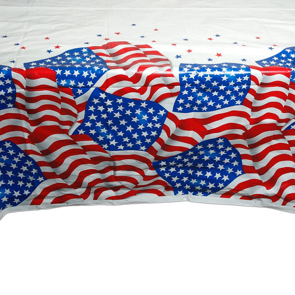 USA Flag Tablecover