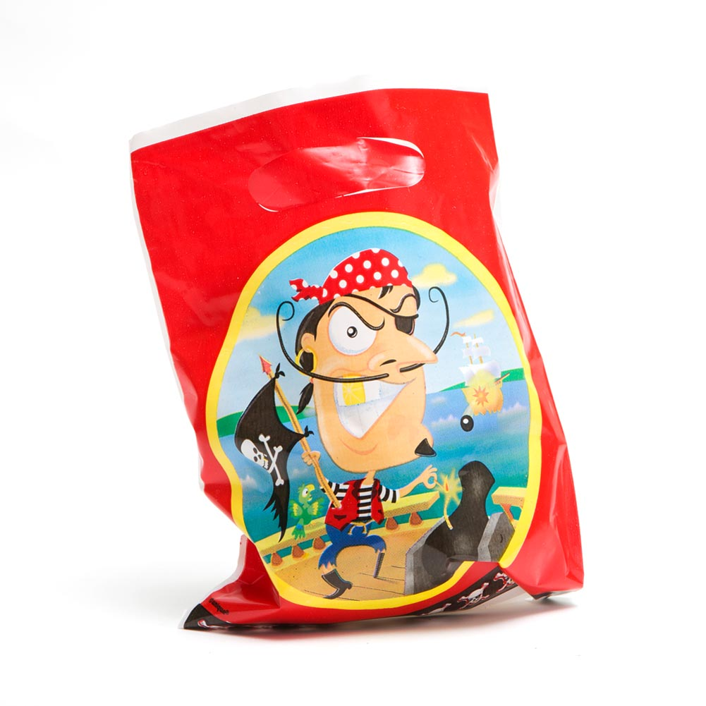 Gold Tooth Pirate Loot Bags