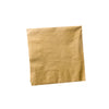Gold Beverage Napkins