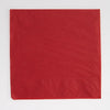 Red Lunch Napkins