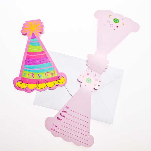 Party Girl Invitations