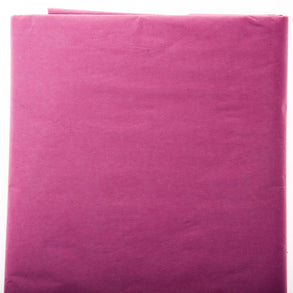 Hot Pink Tissue Sheets