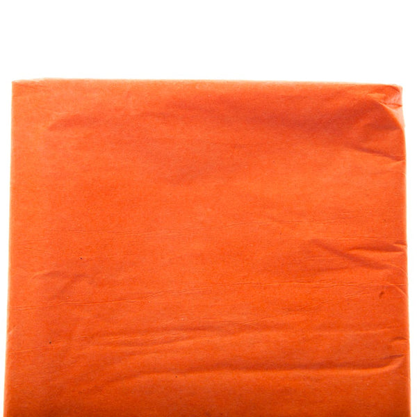 Orange Tissue Sheets