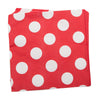 Red Polka Dot Lunch Napkins
