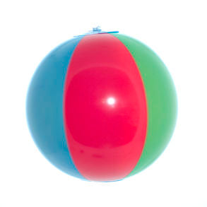 "16"" Beachball Inflates"