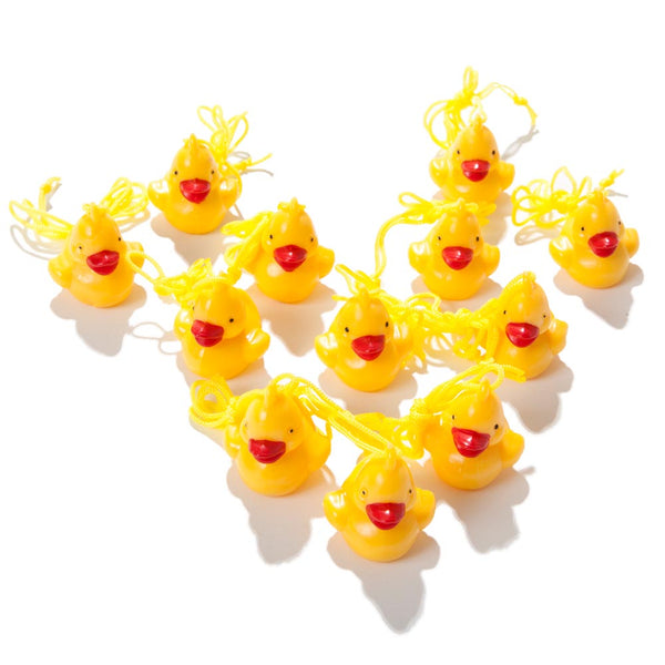 Rubber Duck Necklaces