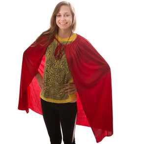 Red Super Hero Cape