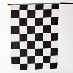 "12"" x 18"" Cloth Racing Flags"