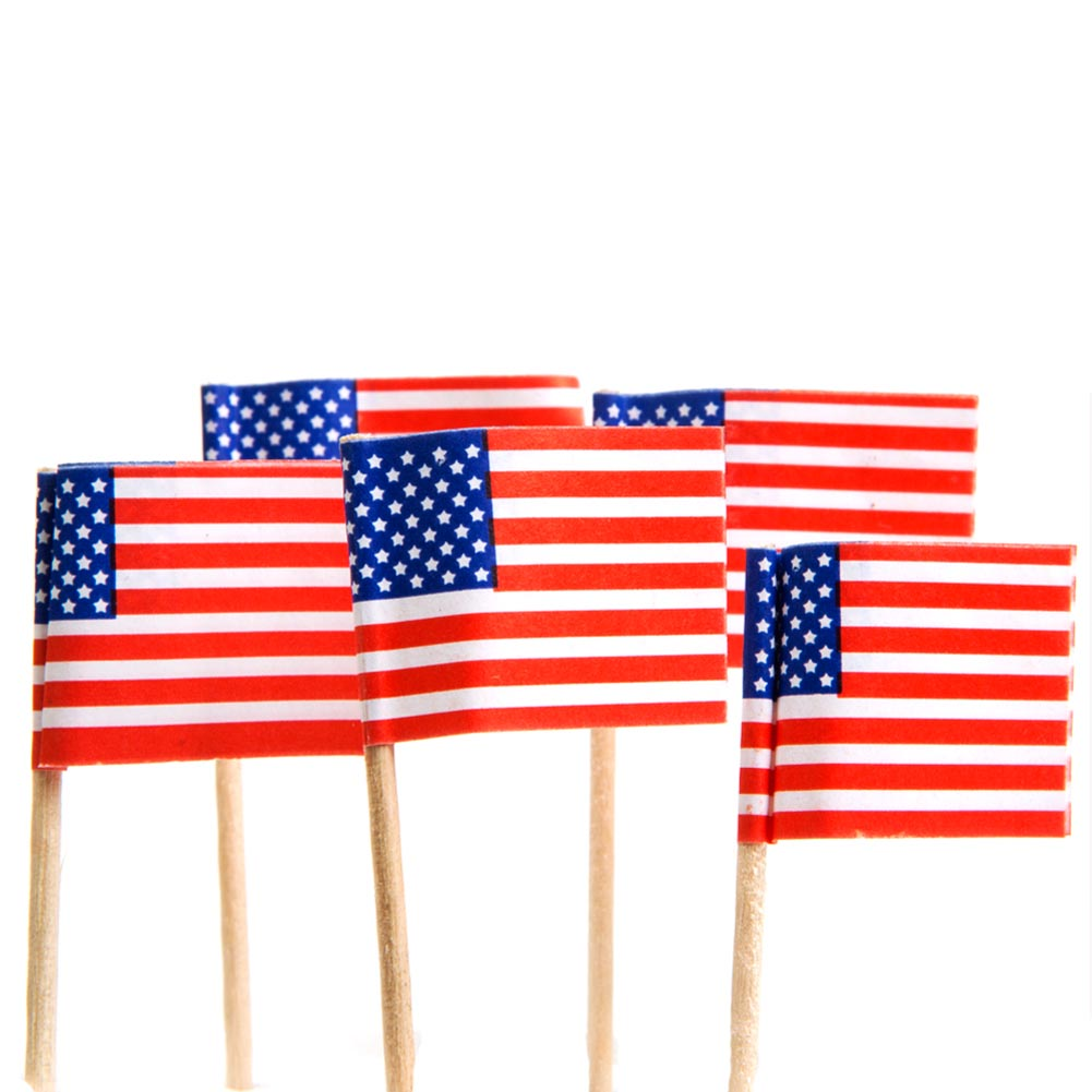 American Flag Picks