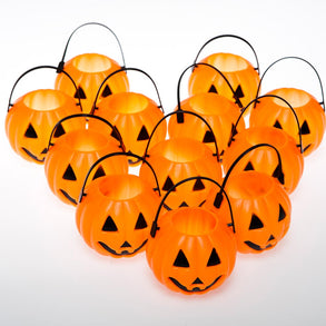 Pumpkin Candy Holder