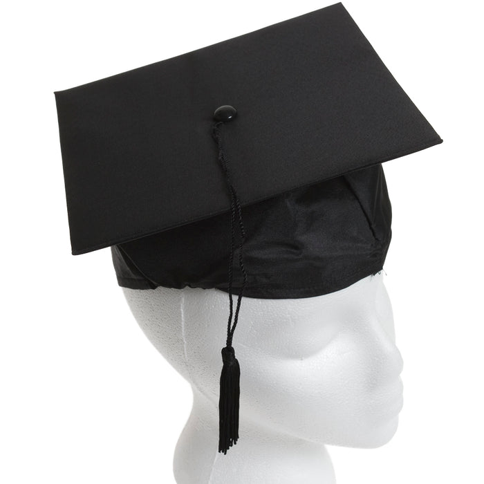 Kids Black Graduation Cap