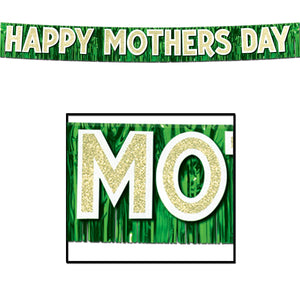 Mothers Day Fringe Banner