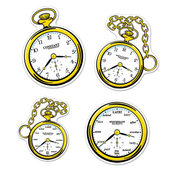 Clock Cutouts