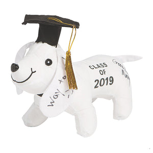 Class of 2019 Autograph Dog