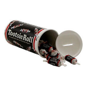 Tootsie Roll Bank