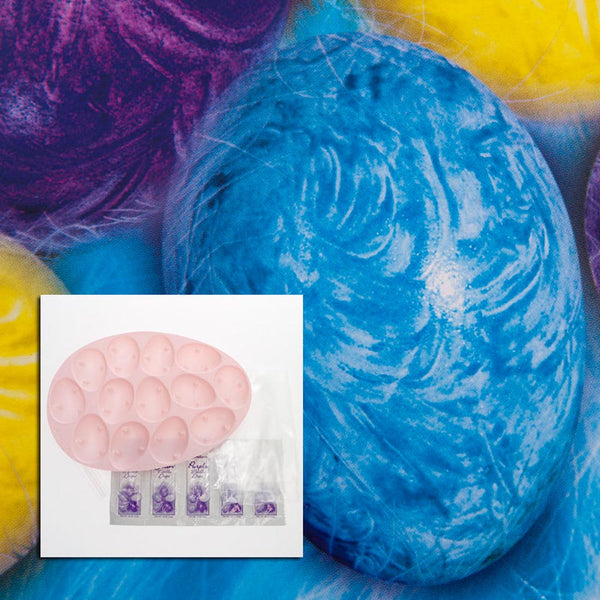 Pearlescent Egg Coloring Kit