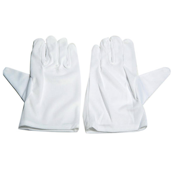 Plus Size Deluxe Santa Gloves