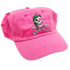 Pink Pirate Princess Baseball Cap