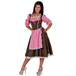 Ladies Alps Away Oktoberfest Costume (Extra Large)