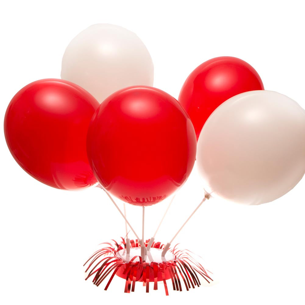 Red Balloon Centerpiece