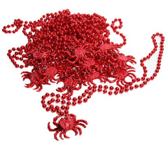 Crab Mardi Gras Beads