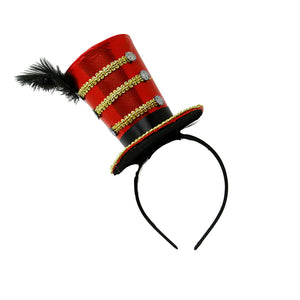 Mini Ring Master Hat