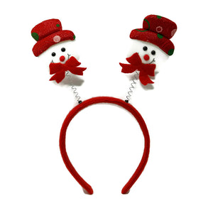 Snowman Headpiece