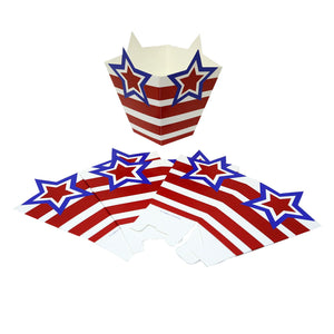 Patriotic Star Treat Boxes