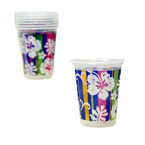 Bahama Breeze 16 oz Plastic Cups