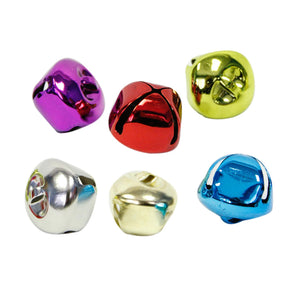 "1"" Multi Color Jingle Bells"