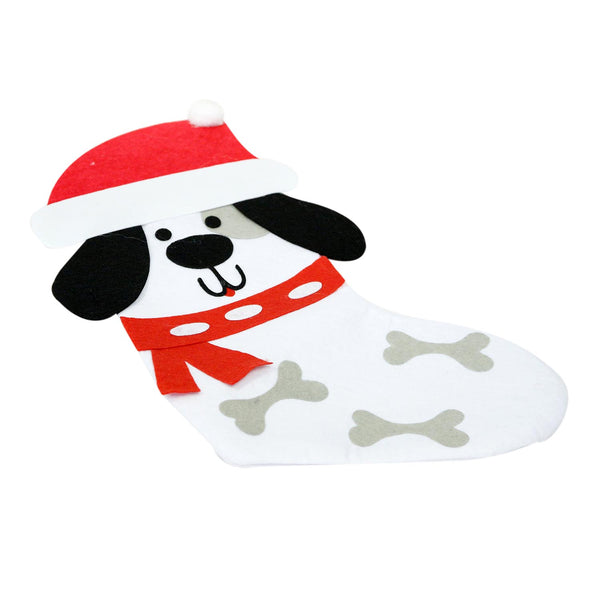 Puppy Christmas Stocking