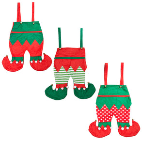 Elf Pants Felt Tote Bag