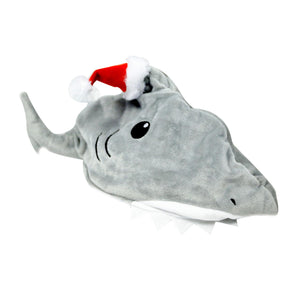 Holiday Shark Hat