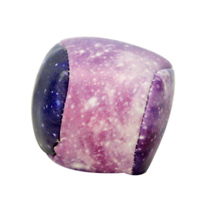 Galaxy Print Footbag