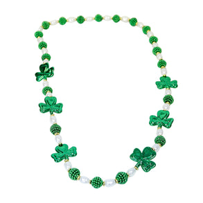 Deluxe Shamrock Party Beads