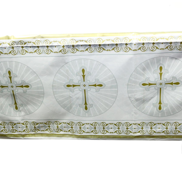Radiant Cross Tablecover