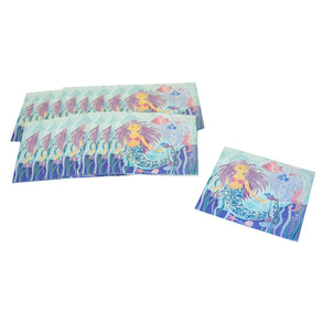 Mermaid Lunch Napkins