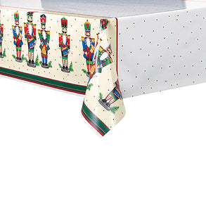 Nutcracker Christmas Tablecover