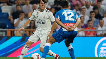Real Madrid - Levante Odriozola is showing real promise for the Whites