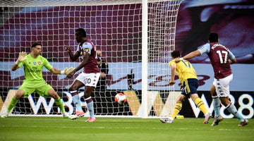 Aston Villa 1 Arsenal 0: Gunners' bubble bursts as Trezeguet's rocket sends Villans on course for final day Great Escape