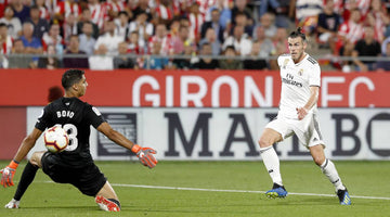 Gareth Bale's stats stack up with nine goals in nine games